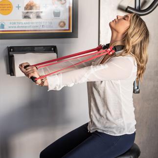 Chiropractic Burnsville MN Neck Stretch