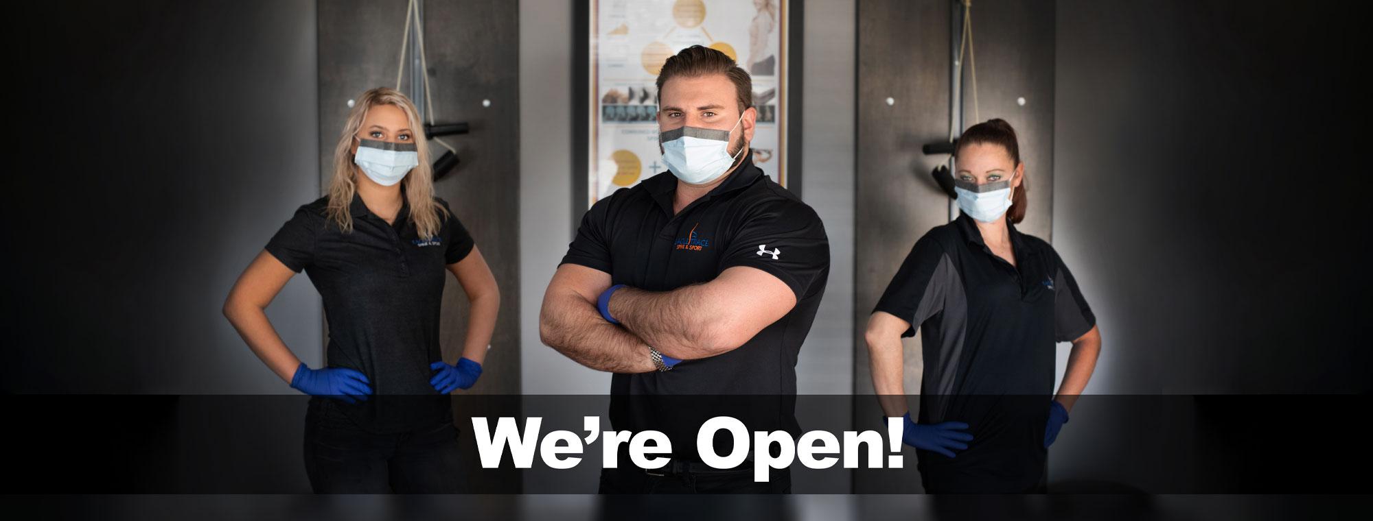Chiropractor Burnsville MN Jeff Plaster Yes We Are Open